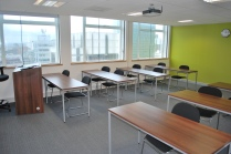 Conference or meeting room layout